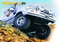 Бампер передний ARB Commercial для Toyota Land Cruiser 100 с 2002 года.