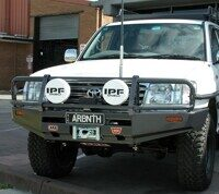 Бампер передний ARB Commercial для Toyota Land Cruiser 100 с 2002 года